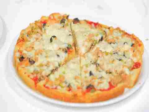 طريقة عمل بيتزا نجلاء الشرشابي