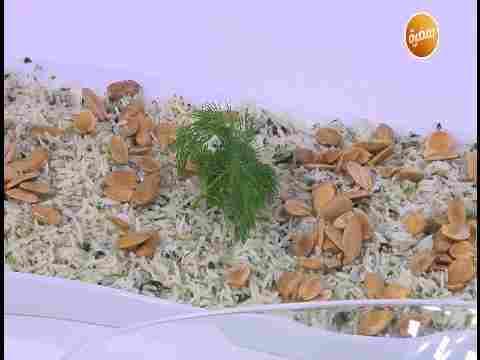 Photo of طريقة تحضير أرز بالريحان  | نورا السادات