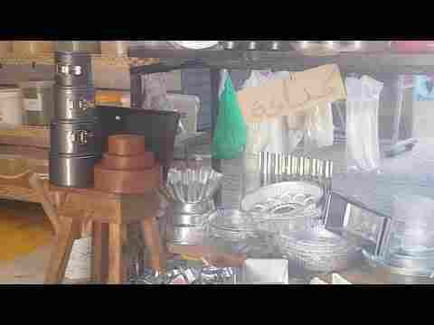 Photo of مباشر من سوق جميعة درب سلطان مع الطباخة نورا العطارة مليكة  و الجديد في عالم مستلزمات الحلويات