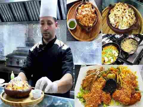 Photo of سر أشهر أطباق المطاعم *باستيشيو*الدجاج المقرمش*ليباط بصوص شامبينيون*صوص كوكطيل…. اطباق بلادي 180